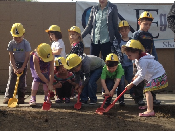 2013 Groundbreaking Kids Only
